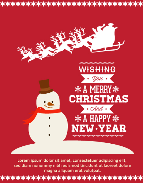 Christmas holiday greetings first fortune marketing first fortune marketing christmas email print greeting 6 m4hsunfo