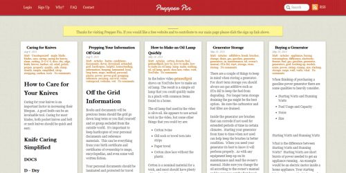 cincinnati web design first fortune marketing pinboard1