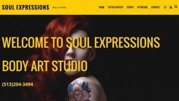 cincinnati web design first fortune marketing portfolio example 2