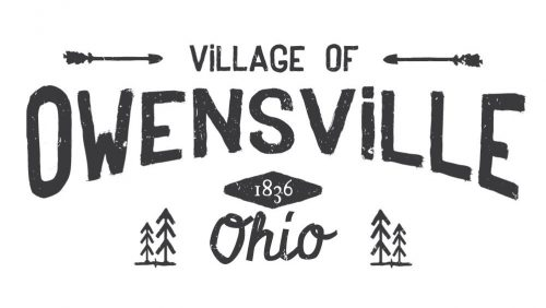 first fortune marketing logo example owensville ohio village logo