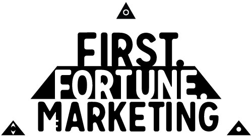 first fortune marketing website logo 500 pixels
