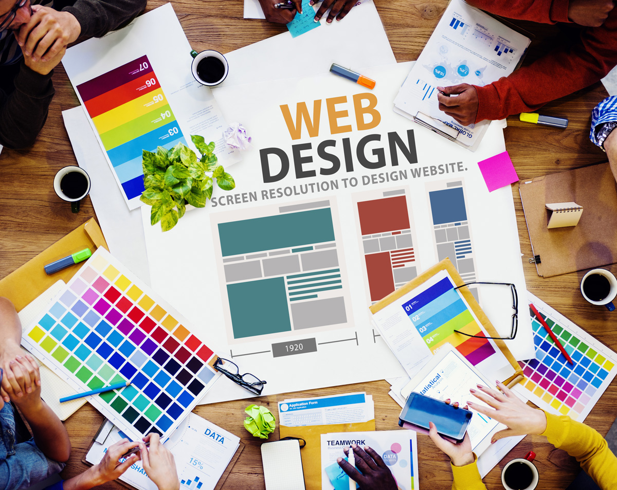 web design seo layout